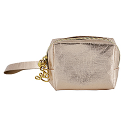 Mini Pouch - Rose Gold