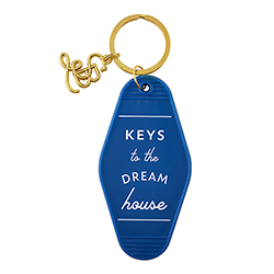 Vintage Motel Key Tag - Dream House