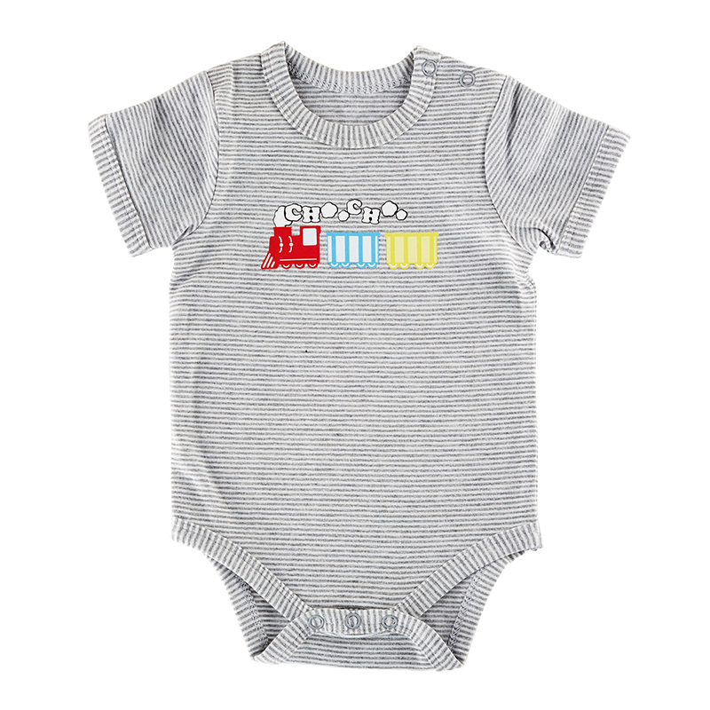 Snapshirt - Train, 0-3 months