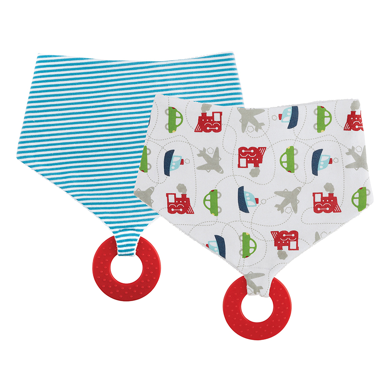 Chewbie Bandana Bib Set - Transportation
