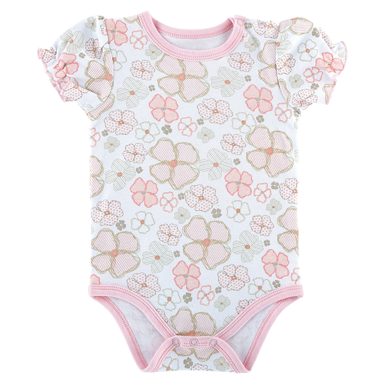 Snapshirt - Playful Posies, Newborn