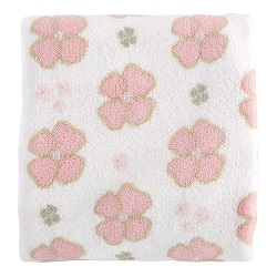 Fleece Blanket - Playful Posies