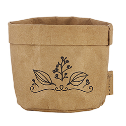Washable Paper Holder - Small - Leaves