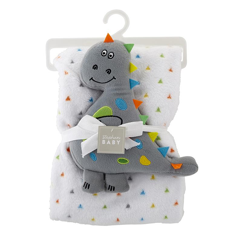 Blanket Toy Set - Dinosaur