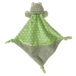 Knotty Blankie - Frog