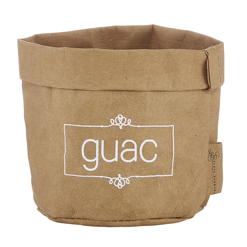 Guac Holder & Ceramic Dish Set