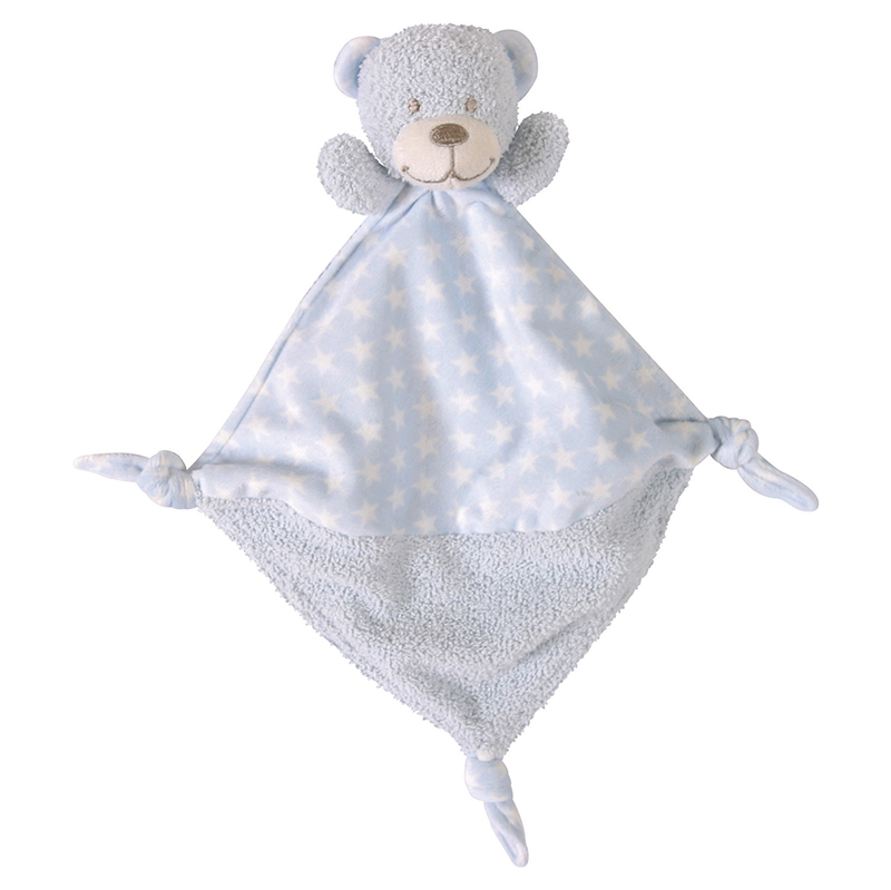 Knotty Blankie - Bear