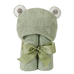 Hooded Towel - Frog