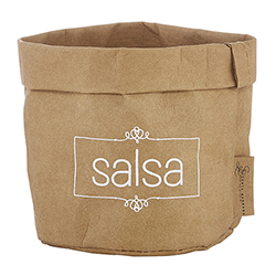 Salsa Holder & Ceramic Dish Set