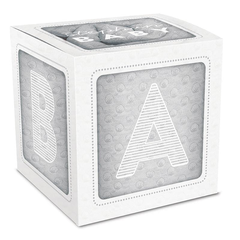 Bumpy Blanket Gift Set - Gray