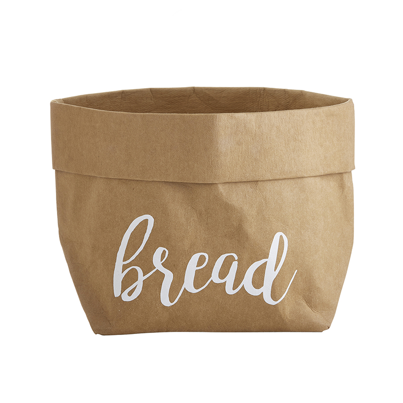 Washable Paper Holder - Large - Bread