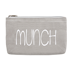 Washable Paper Pouch - Munch