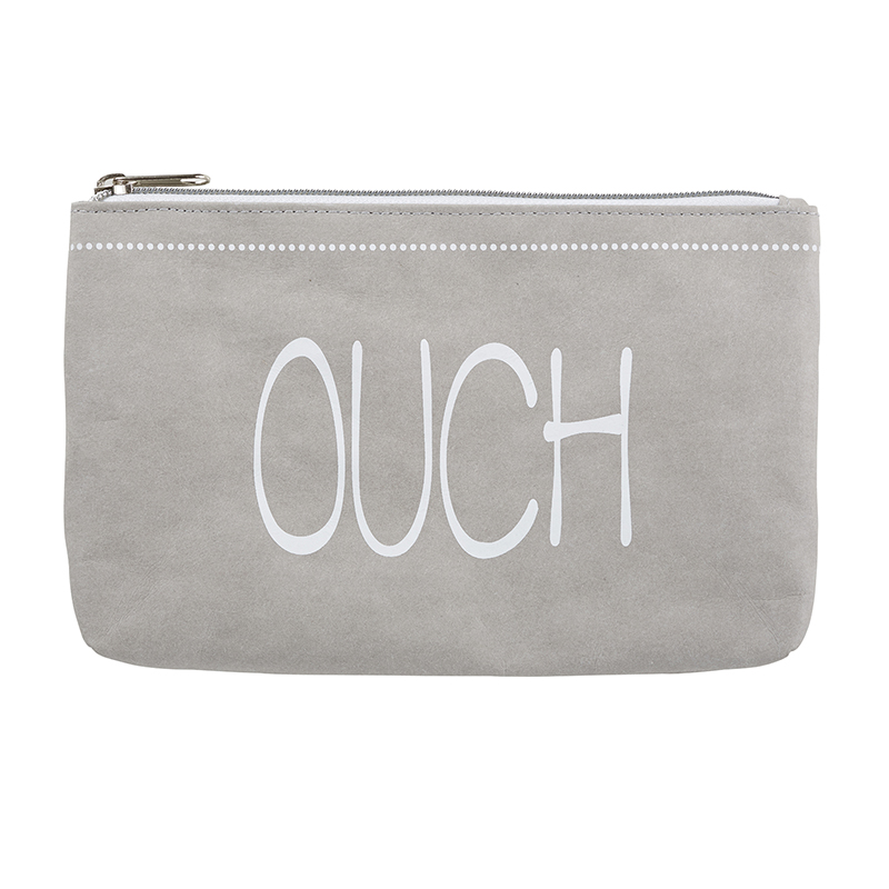Washable Paper Pouch - Ouch