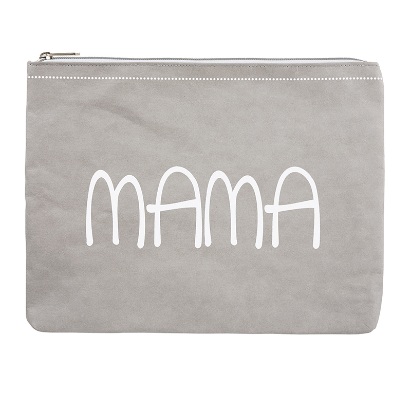 Washable Paper Pouch - Mama