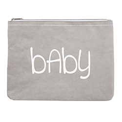 Washable Paper Pouch - Baby