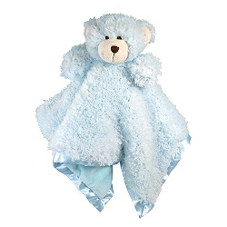 Cuddle Bud - Blue Bear