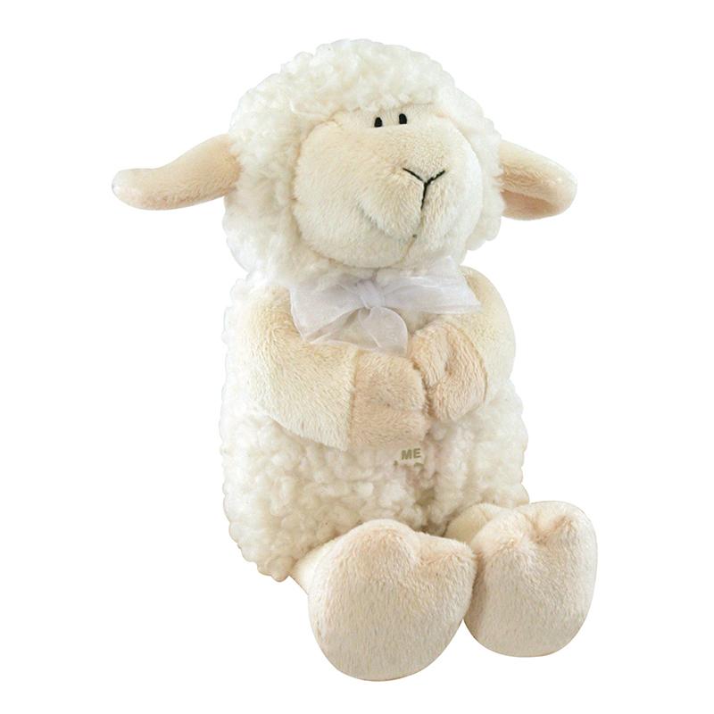 Praying Lamb - Cream