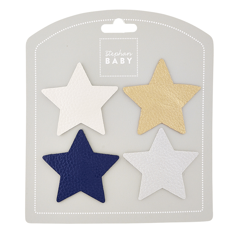 Barrette Set - Star