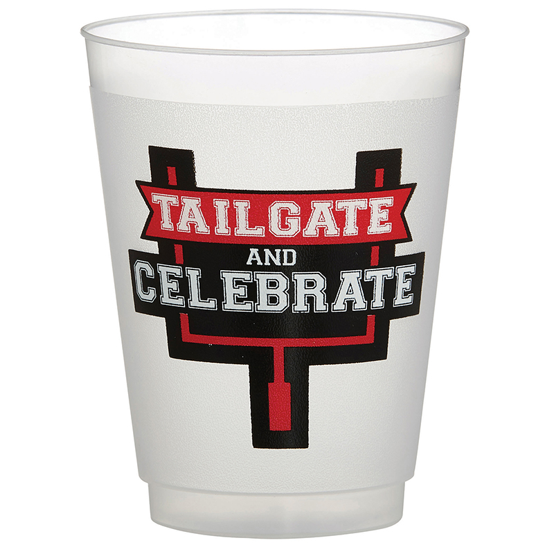 Frost Flex Cups - Tailgate and Celebrate