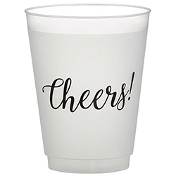 Frost Flex Cups - Cheers!