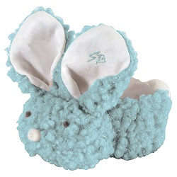 Boo-Bunnie® - Blue Woolly - 6pcs