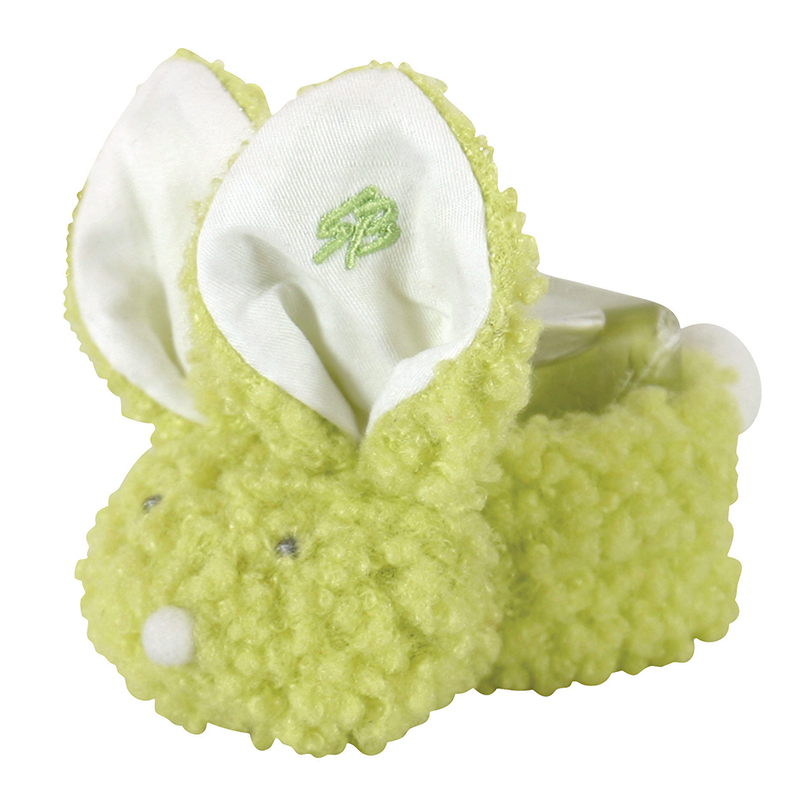 Boo-Bunnie® - Green Woolly - 6pcs