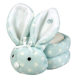 Boo-Bunnie® - Blue Dot - 6pcs