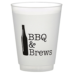 Frost Flex Cups - BBQ and Brews