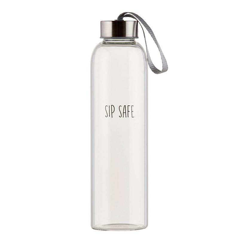 Water Bottle - Sip Safe