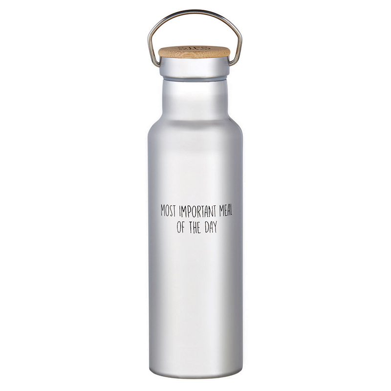 Stainless Thermal Bottle - Most Important Meal
