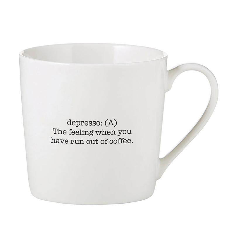 Café Mug - Depresso
