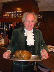 Haggis - The Chieftain of the Puddin' Race - Presentation Haggis