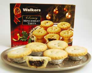 SOLD OUT Mince Pies - 6 per box