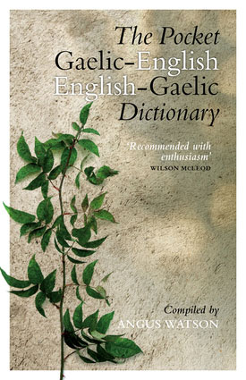 Pocket Gaelic-English & English-Gaelic Dictionary
