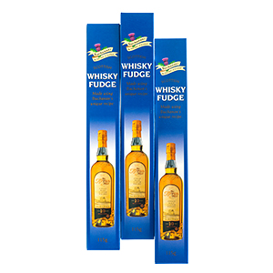Whisky Fudge  - three sticks