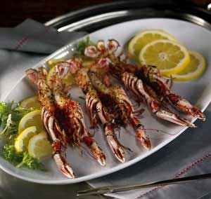 Langoustines - New 1.5 lb Tray