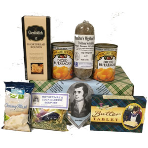 Burns Night Supper in a Box
