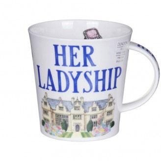 SOLD OUT Her Ladyship Bone China Mug