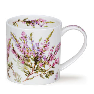 Scottish Heather Dunoon Mug