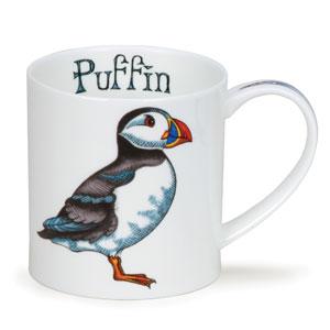 Puffin Dunoon Mug