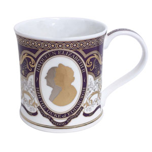 Queen's 70th Anniversary Mug