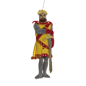Robert Bruce Ornament