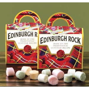 Edinburgh Rock - set of two satchels