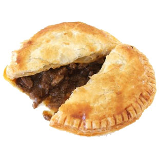 Steak Pies - set of two 9 oz. Beef Pies