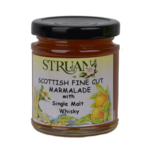 Struan Marmalade with Single Malt Whisky