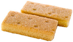 Shortbread -- It's Better With Butter