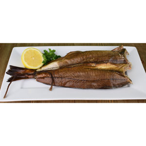 Arbroath Smokies- pair of small smoked haddock
