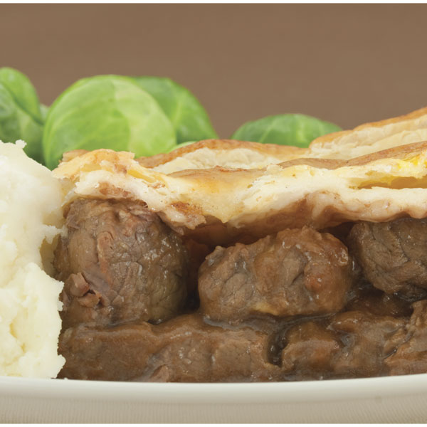 Classic Steak Pie - 2 lbs