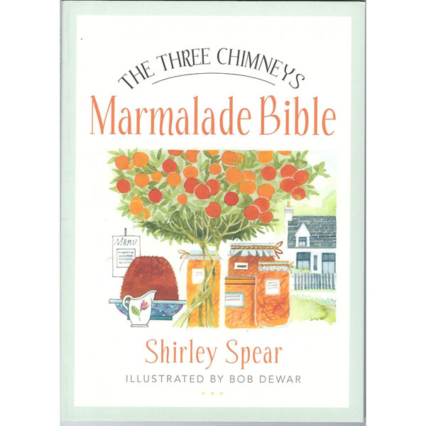 Marmalade Bible by Shirley Spear of The Three Chimneys on Skye