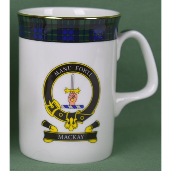 MacKay Clan Mug
